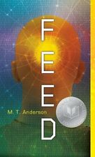 Feed by M.T. Anderson, (Paperback), Candlewick , New, Free Shipping
