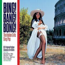 BING BANG BONG-ITALIAN (SOPHIA LOREN, CARLA BONI, DALIDA, MINA,...)  3 CD NEU