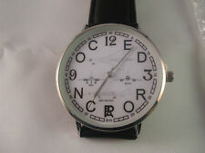 Concorde limited edition novelty wrist watch schematics plans of plane
