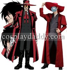Hellsing Alucard Outfit Cosplay Costume 1st