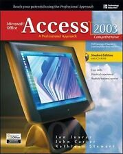 Microsoft Office Access 2003: A Professional Approach, Comprehensive-ExLibrary