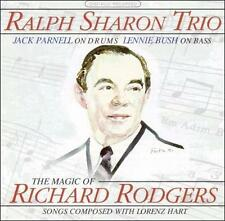 Magic of Richard Rodgers, Sharon, Ralph,Excellent, ### Audio CD with artwork-com