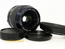 MINOLTA MD W ROKKOR 28MM F2 FAST WIDE LENS *EXCELLENT CONDITION*