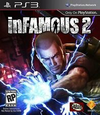 NEW - Infamous 2 - Playstation 3