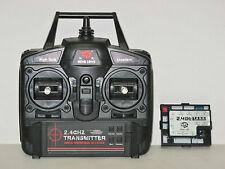 Heng Long Fernsteuerung 2,4 GHz Tank Digital Reciver - 1/16