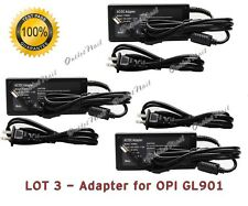 LOT 3 AC Adapter Power Supply KT56W280200M2 OPI LED LAMP GL901 GL 901 Nail Light