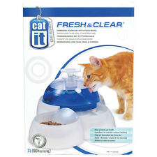 Hagen Catit Fresh & Clear Water Drinking Fountain for Cats