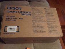 New Genuine Epson Toner Imaging Cartridge S051016 ActionLaser 1600 EPL-5600
