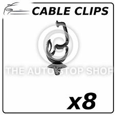 Cable Clips Automatic Clips Cable 3 - 13 MM - Drilling 6,2 MM All Types 1313 8PK