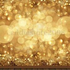 Halo Golden Spots Photography Background Cloth Backdrop For Studio 10x10ft