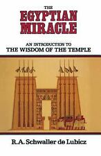 The Egyptian Miracle: An Introduction to the Wisdom of the Temple, General, Gene