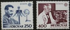 Europa stamps, 1983, photography, Faroe Islands, 3 stamp set, MNH