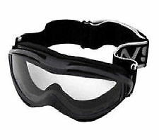 Bike It WSG  Kids Childrens MX Quad Motorcross Goggles Black One Size BC25961 T