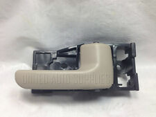 Rear Right Inside Door Handle Tan for 00-06 Toyota Tundra Regular Access Cab