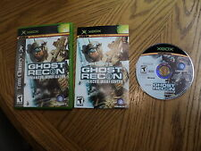 Tom Clancy's Ghost Recon Advanced Warfighter  (Xbox, 2006) Complete