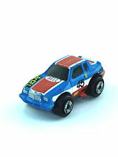 Micro Machines Auto Vehicle STOCK CAR BELL N.G.K ACCEL BBS #45 Blue Red White