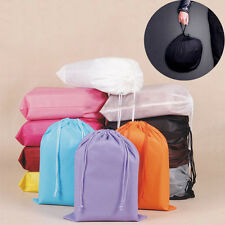 49*40cm Portable Travel Motorcycle Bike Drawstring Helmet Bag Storage Pocket HR