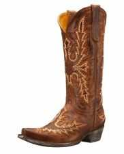 NEW IN BOX Old Gringo Women's Sharon L2022-2 Heavy Rust Western Boots Size 7.5