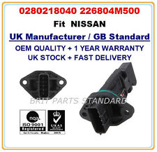 MASS AIR FLOW METER SENSOR 0280218040 for NISSAN MICRA II(K11) 1.0 1.3 1.4 92-03