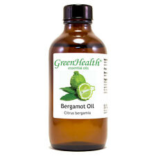4 fl oz Bergamot Essential Oil (100% Pure & Natural) - GreenHealth