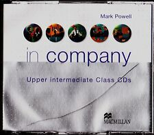 Mark Powell: In Company. Upper Intermediate CD de audio en inglés. Audiolibro,