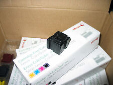 NEW OEM GENUINE BLACK SOLID 1 STICK CMYK INK XEROX COLORQUBE 8570/8870 PRINTER