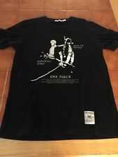 Japan anime manga  ONE PIECE T-shirt Roronoa Zoro Hawk-Eye Mihawk. Dead Or Alive