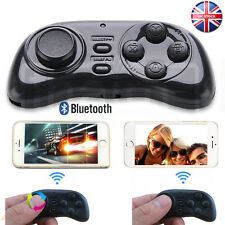Mini Wireless Bluetooth Game Pad VR 3D glasses for IOS Android Phone Tablet UK
