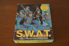 Vintage 1975 SWAT TV Series Jigsaw Puzzle HG Toys