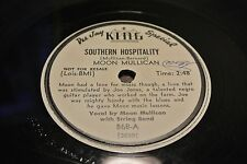 moon mulligan   king  868     78rpm     dee jay white promo       vg