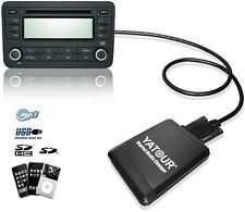 USB SD AUX IPOD/IPHONE Interface Car Kit For Renault VDO 8Pin plug Twingo etc