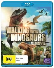 Walking With Dinosaurs  Blu-Ray Region B