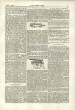 1889 The Dudley Pneumatic System Proposed New Docks London