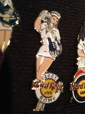 HRC Hard Rock Cafe Rome - Sexy Nurse w.Icebag on Guitar Pin Series 2006, LE 250