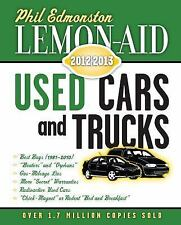 Lemon-Aid Used Cars and Trucks 2012–2013-ExLibrary
