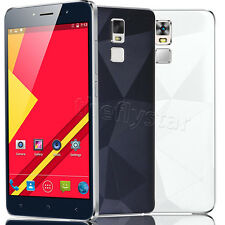 "5.5"" 3G/GSM Android Quad Core Unlocked  Smart cellphone  AT&T Straight Talk GPS"