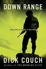 Down Range: Navy SEALs in the War on Terrorism, Dick Couch, Good Condition, Book