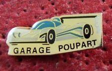 PIN'S VOITURE PROTO 905 PEUGEOT 24 HEURES DU MANS GARAGE POUPART