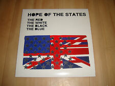 "HOPE OF THE STATES-THE RED THE WHITE THE BLACK THE BLUE  (SONY  7"")INNER SLEEVE"