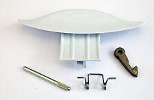 GENUINE HOTPOINT WASHING MACHINE DOOR HANDLE KIT BWM12/ BW12/BWM129/BWD12 + GIFT