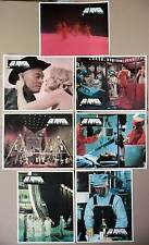 LES RESCAPES DU FUTUR/FUTUREWORLD - Fonda,Brynner  7 PHOTOS/7 FRENCH LOBBY CARDS