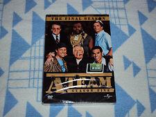 A-Team - Season Five: The Final Season (3 DVDs)  NEU OVP