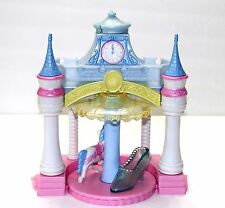 2006 MATTEL DISNEY PRINCESS CINDERELLA ENCHANTED PLAYGROUND CASTLE CAROUSEL K695
