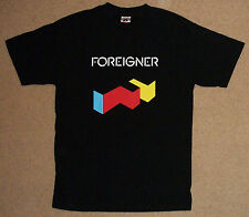 Foreigner 2007 World Tour Shirt Medium