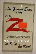 Grandes Exitos 1995 De La Z by Various Artists(Audio Cassette Sealed)