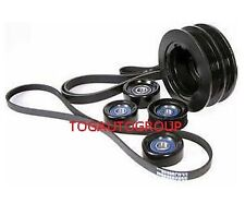 POWERBOND 25% UNDERDRIVE PULLEY BALANCER HSV GTS MALOO SENATOR 6L 6.2 VE LS2 LS3