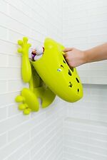 Boon Frog Pod Bath Toy Scoop  Green