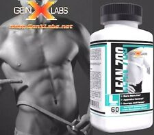 GenX Labs LEAN 700 Fat Burner Weight/Water Loss Energy Focus, 60 caps DEFINITION