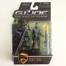 Hasbro G.I.JOE / GI JOE Movie Rise of Cobra 3.75inch Fig. DEEP SIX - Rare