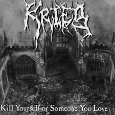 KRIEG-KILL YOURSELF OR SOMEONE YOU LOVE-CD-black metal-leviathan-judas iscariot